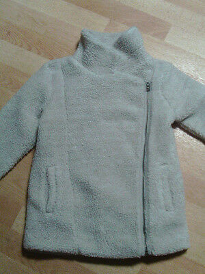 Immaculate Girls Next Fleece Jacket Age 9 Years
