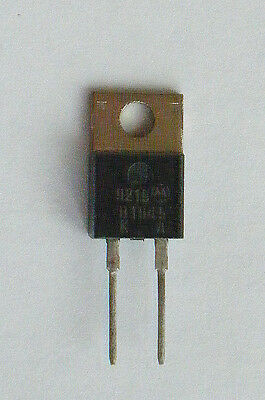 1 x  Motorola MBR1645 16A 45V SCHOTTKY BLOCKING DIODE Manufactured in France