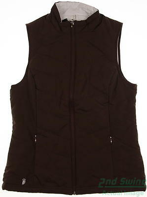 New Womens Sport Haley Golf Reversible Vest Small S Multi MSRP $70