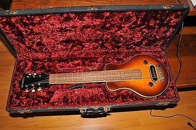 Cromwell (Gibson) 6 string lap steel guitar Late '30's w/OHSC