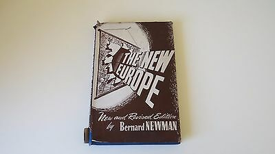 ww2 book the new europe 1944 - newman