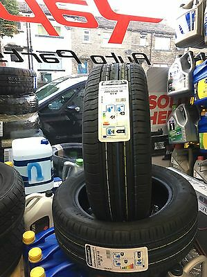 Continental Sport Contact 5 205 55 16 91w Brand New Pair x2 205/55 R16 91 W