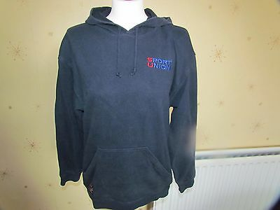 Girls Blue Hooded Sports Top By M&S