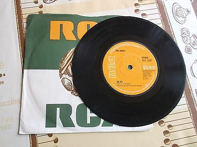 45rpm-The Sweet-Co-Co-RCA2087-1971-1st press