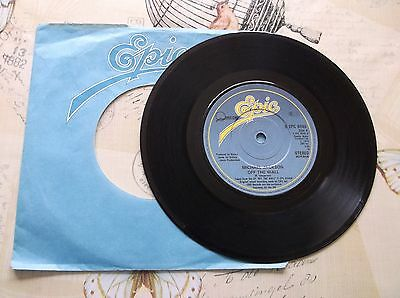 45rpm-Michael Jackson-Off The Wall-SEPC8045-Epic-1979-1st press