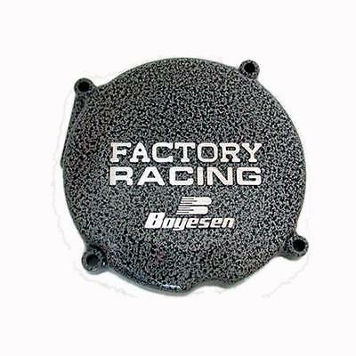 Boyesen Factory Racing Ignition Cover Silver for Honda CR500 1984-2001