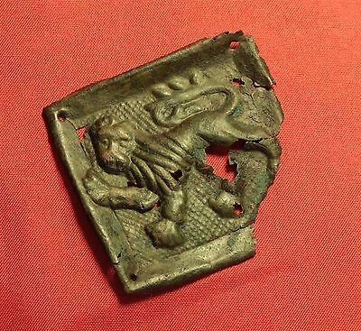 Rare Medieval Ghotic Lion Ornament