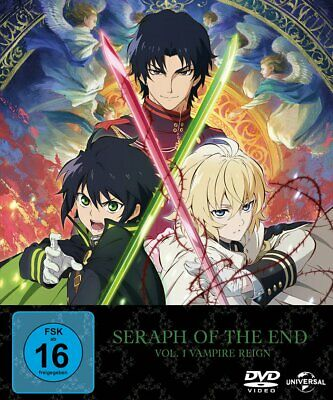 Seraph of the End - Vol. 1 / Limited Premium Edition # DVD-NEU