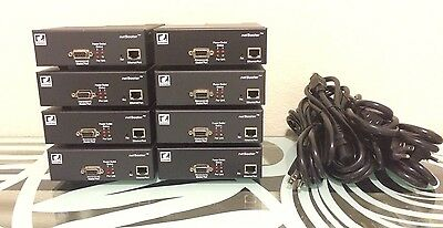 Lot 8 Synaccess netBooter Series NP-02B 2-Outlet Remote Power Management System