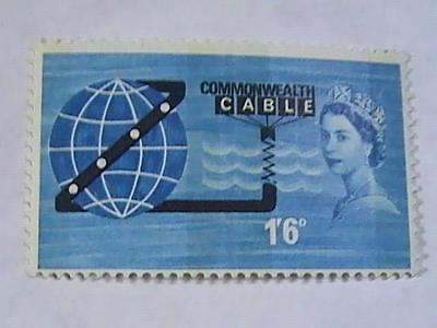 GREAT BRITAIN # 401p----MINT NEVER/HINGED------QEII-------1963