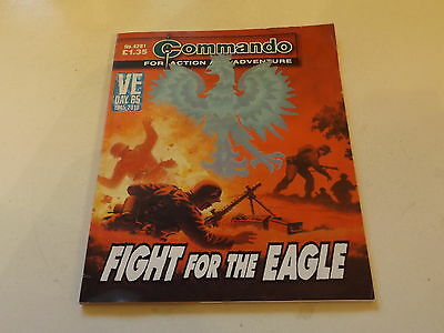 Commando War Comic Number 4291,2010 Issue,v Good For Age,06 Years Old,very Rare.