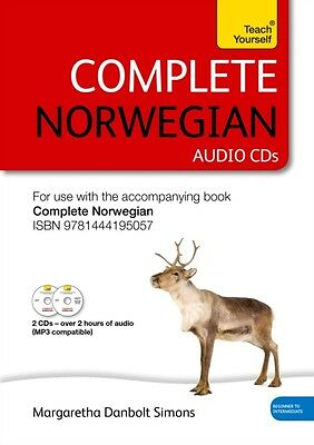 Complete Norwegian Beginner to Intermediate Course: Audio Support: New edition .