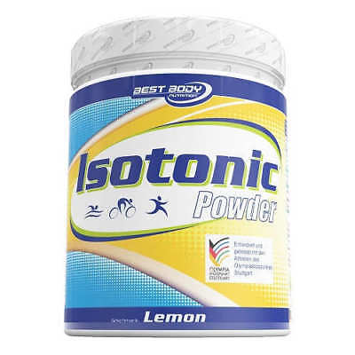 Best Body Nutrition Isotonic 21,50€/kg Powder 600g Dose isotonisch