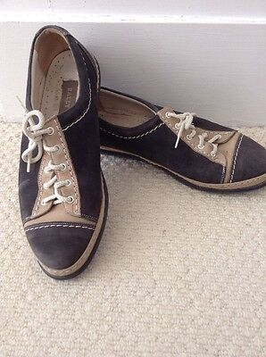 Bally Lace Up Shoes Size 5 (38)