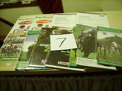 signed mixed lot