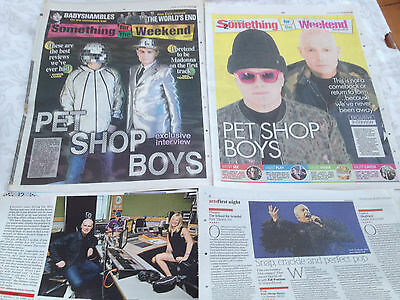 clippings mix    Pet Shop Boys   - clippings