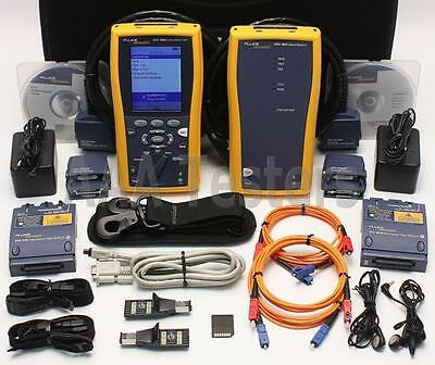 Fluke Networks DTX-1800 Cat6 MM Fiber Cable Analyzer DTX-MFM DTX1800 DTX-1800-M