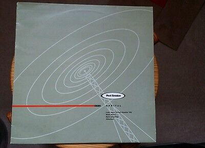 """Orbital """"The Peel Sessions"""" 1993 vinyl record Excellent cond dance electronica"""