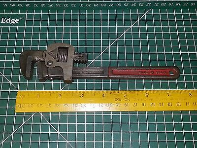 """8"""" Drop-Forged Stillson pipe wrench  ~ Made in Spain ~ VGC"""