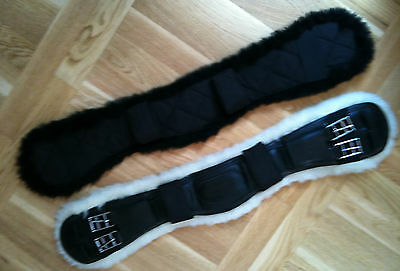 Quality Lambswool Dressage Girth Sleeve for Albion Legend Girth (Not Sheepskin)