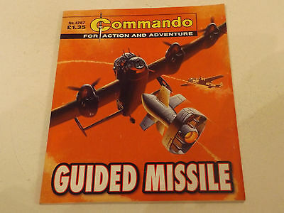 Commando War Comic Number 4287!,2010 Issue,v Good For Age,06 Years Old,very Rare