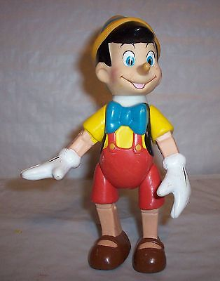 """Disney's Pinocchio, Jointed Neck, Shoulders, & Hips, 6"""""""