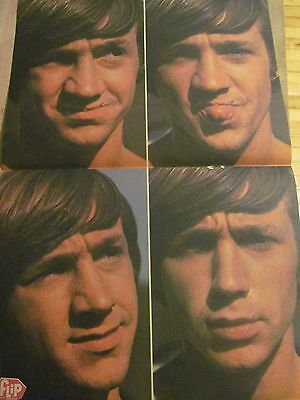 Peter Tork, The Monkees, Two Page Vintage Centerfold Poster