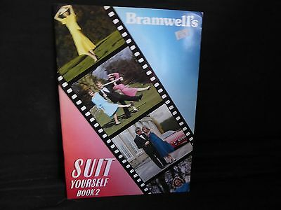 Bramwell's Suit Yourself Book 2 For Machine Knitting