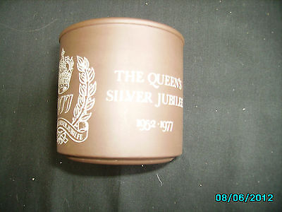 The Queens Silver Jubilee 1952-1977 MUG
