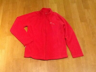 Girls Hot Pink Mountain Warehouse Micro Fleece / Zippy Age 11/12 ~ Gc