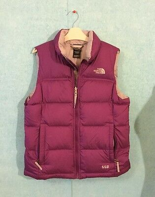 The North Face 550 Waistcoat Size M/m (10-12)