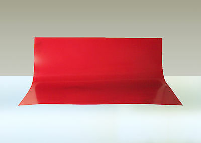 "Rubylith, 1 Sheet, 16"" x 20"", Red"