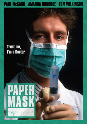 Paper Mask [New DVD]