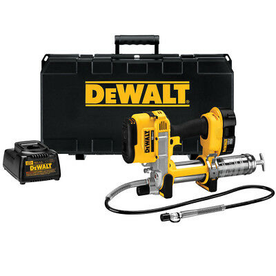 DEWALT 18V Grease Gun Kit DCGG570K New
