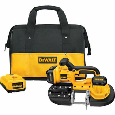 DeWalt DCS370L 18V XRP 2-1/2 in. Cordless Lithium-Ion Band Saw w/ Soft Grip New