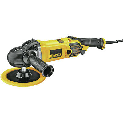 "DEWALT 7"" / 9"" Variable Speed Polisher with Soft Start DWP849X New"