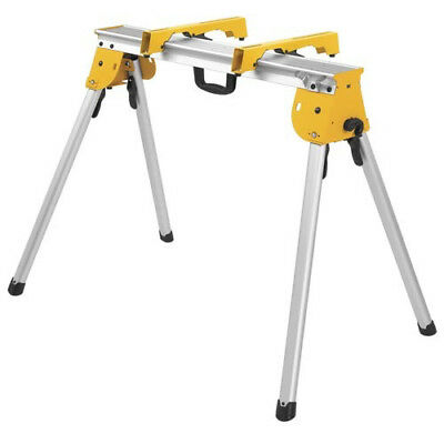 DEWALT Heavy-Duty Work Stand with Miter Saw Mounting Brackets DWX725B New