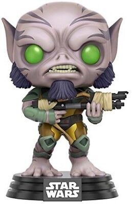 FUNKO POP! Star Wars: Rebels - Zeb [New Toy] Vinyl Figure