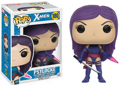 X-Men - Psylocke Funko Pop! Marvel: Toy