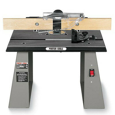 Porter-Cable Router Table 698 New