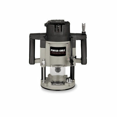 Porter-Cable Speedmatic 3 1/4 Peak HP Five-Speed Plunge Router 7539 New