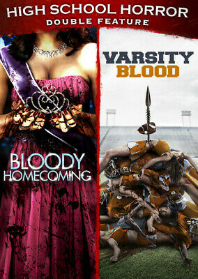 Bloody Homecoming / Varsity Blood [New DVD]