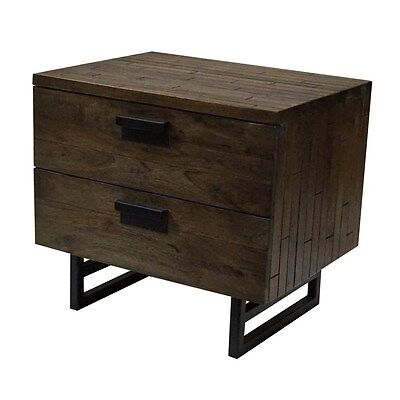Silkroute NS007 Brik Night Stand