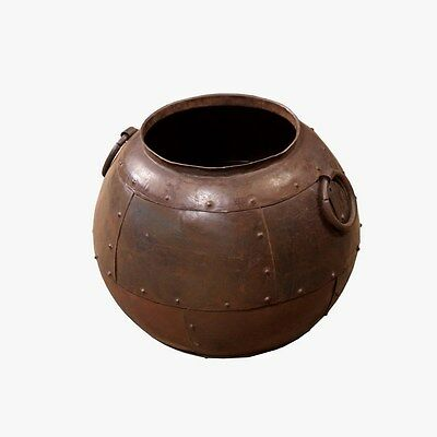 Silkroute PL77558M  Union Iron Pot (Medium)