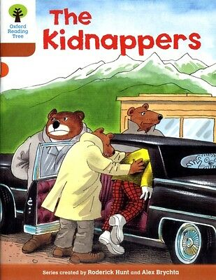 Oxford Reading Tree: Level 8: Stories: The Kidnappers (Paperback). 9780198483342