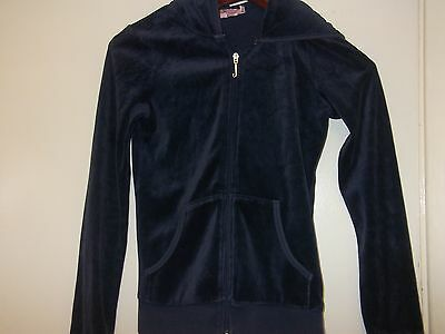 Juicy couture hooded top aged 12 yrs