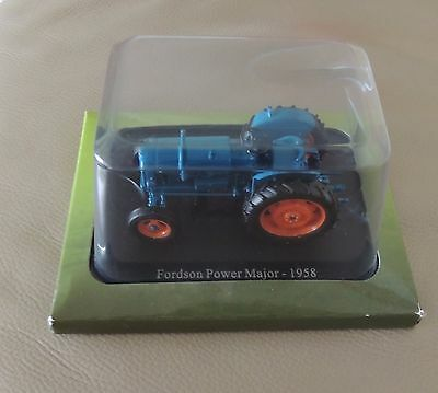 Brand New Universal Hobbies Fordson Power Major - 1958 Diecast Tractor