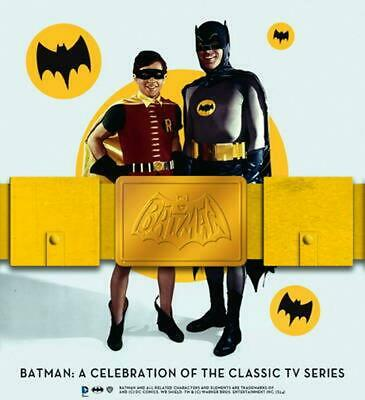 Batman: A Celebration of the Classic TV Series by Robert Garcia Hardcover Book (