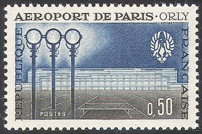 France 1961 Orly Airport/Buildings/Architecture/Transport/Aviation 1v )(n41910)