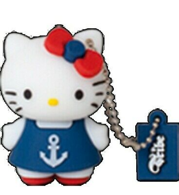 Maikii Usb Flash Drive 4Gb Hello Kitty Sailor Usb
